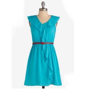 NWOT Ventti ModCloth Sleeveless Dress